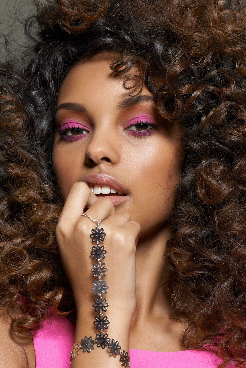 prom makeup pink looks step creative eyes fuchsias seventeen silver sweet oranges trending homecoming formal trends beauty night natural gold