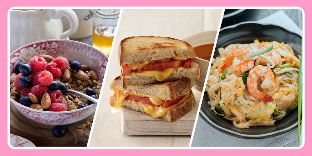 4 Healthy Recipes For Teenagers Healthy Meal Plan For Teens