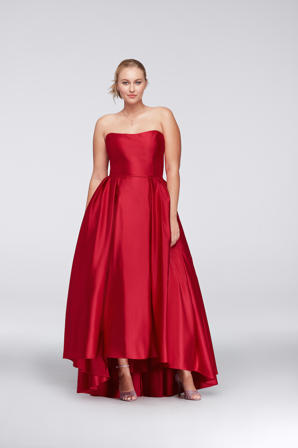 38 Best Red Prom Dresses for 2017 - Bold Red Formal