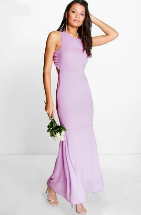 Lavender colored prom dresses