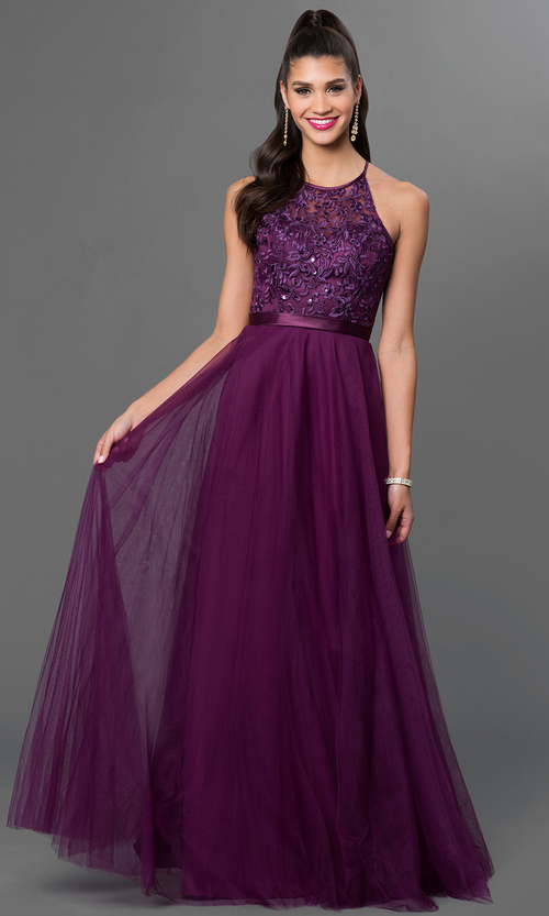 30 Best Purple Prom Dresses 2016 Light Purple Formal Dresses