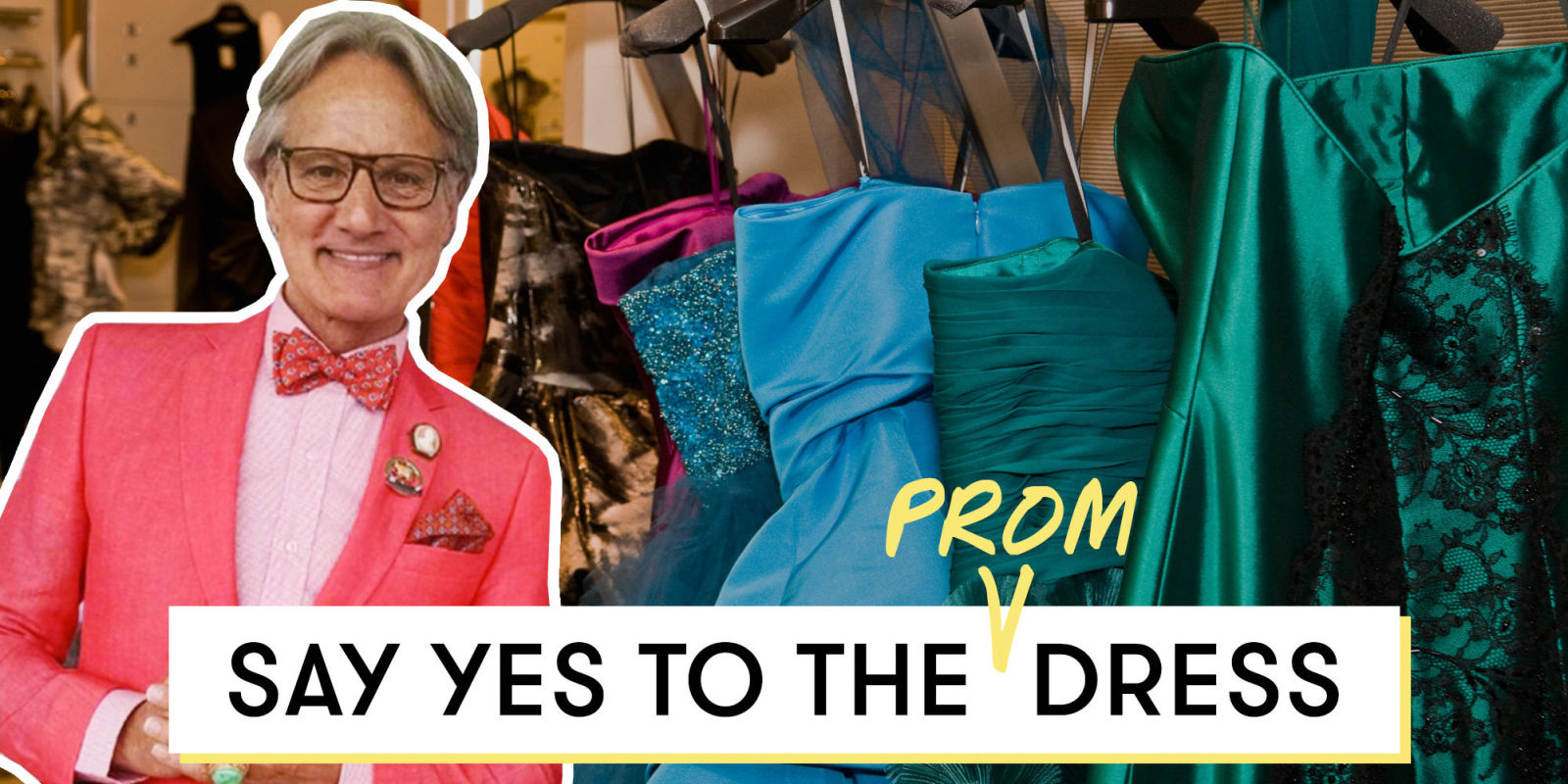 Watch Say Yes To The Prom Dress