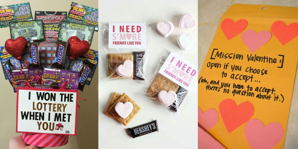 Diy Valentine Gifts For Him Pinterest 8 Free Ways To Surprise