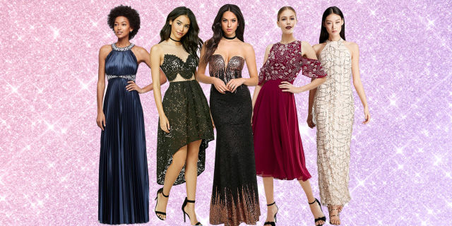 Trendiest prom dresses
