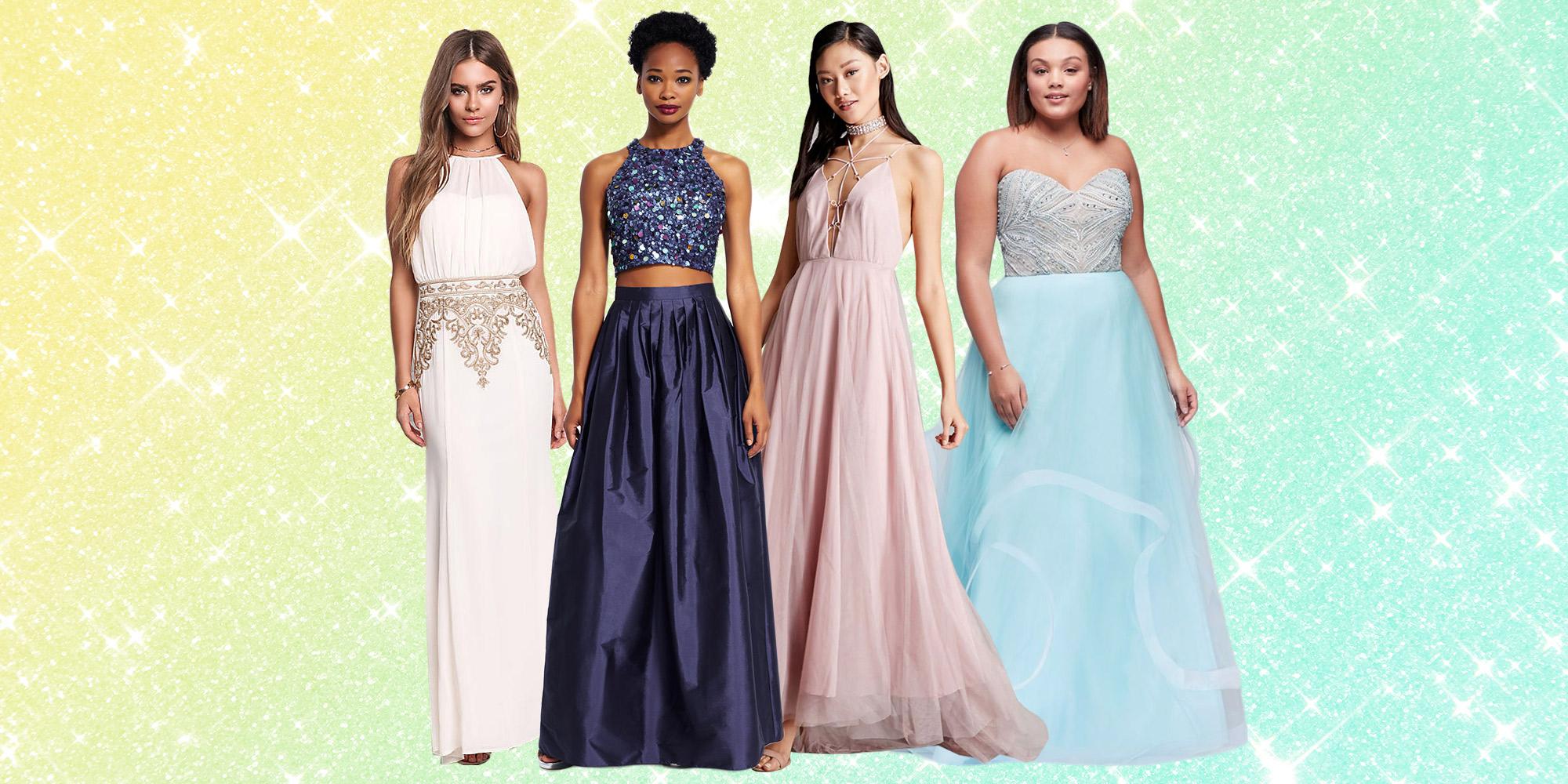 15 cute long prom dresses for 2017 best floor length
