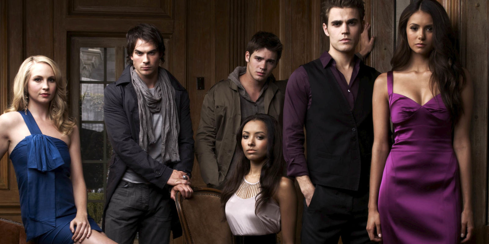 The Vampire Diaries 6 - 1 in Streaming - PirateStreaming