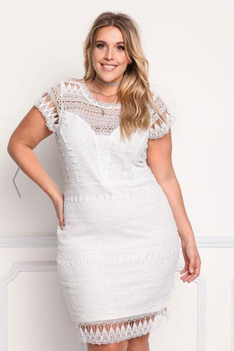15 Cute White Graduation Dresses for Under $100 - Best Cheap ...