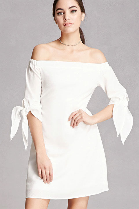 15 Cute White Graduation Dresses for Under $100 - Best Cheap ...