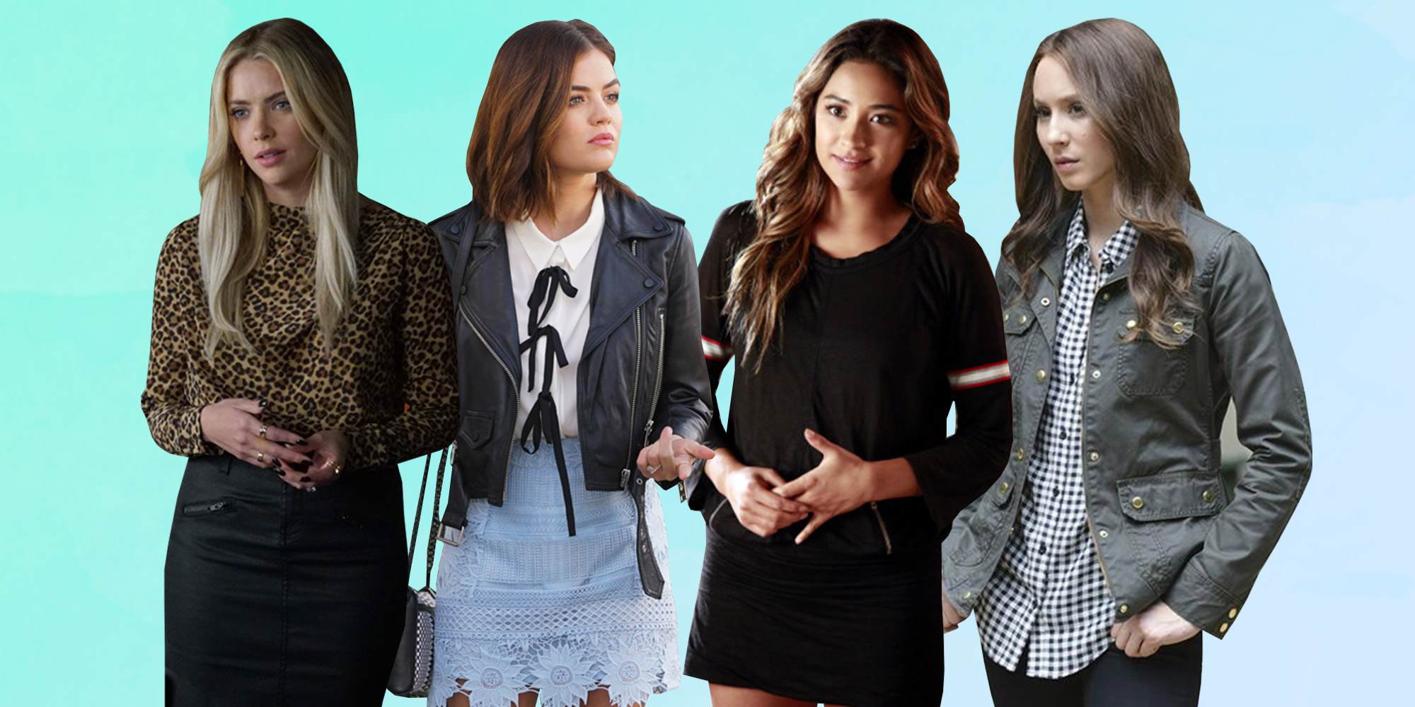 Fashion from pretty little liars 5