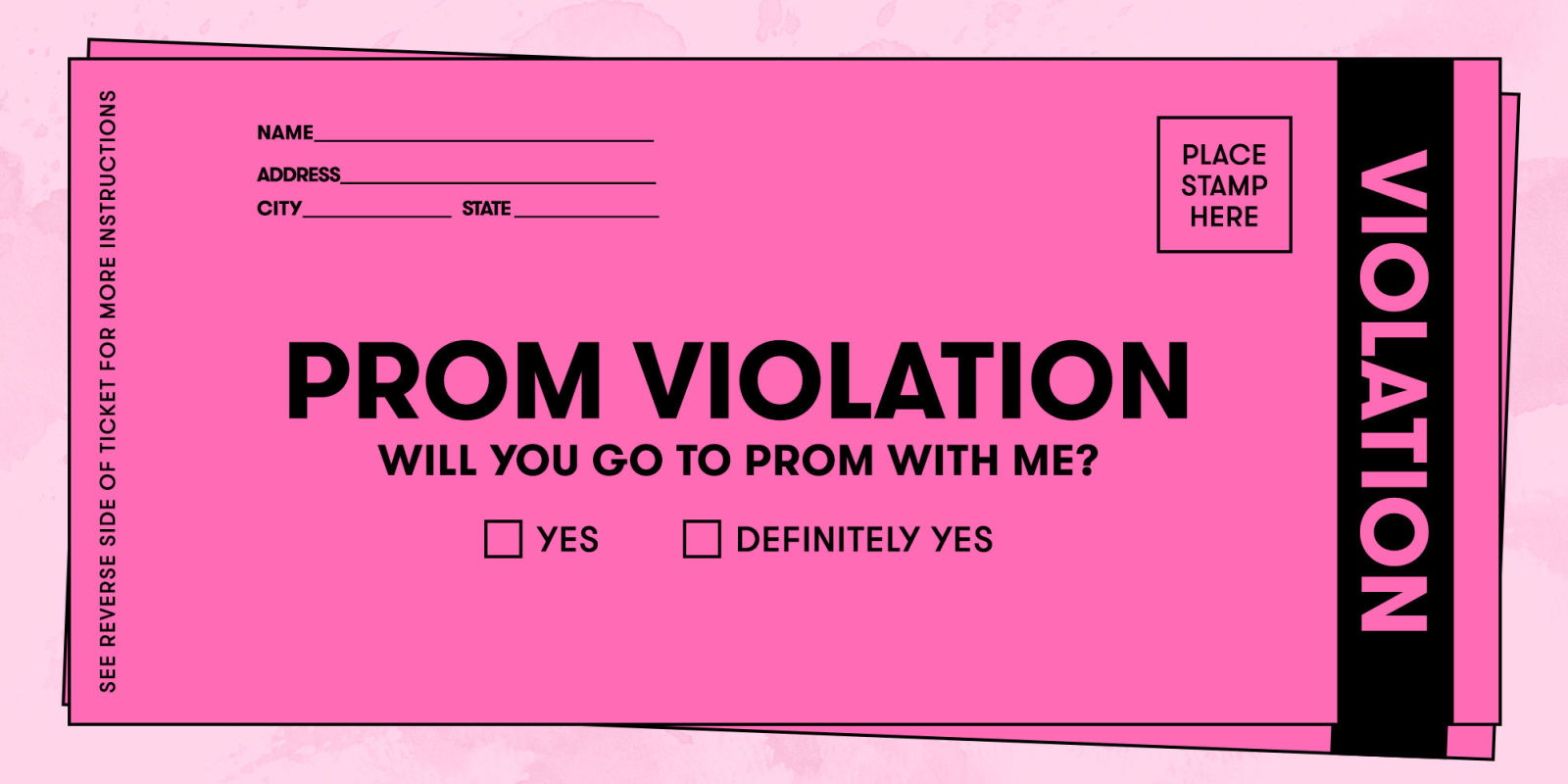how to ask a guy to prom 10 creative promposal ideas for 2017. Black Bedroom Furniture Sets. Home Design Ideas
