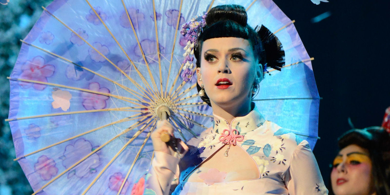Katy Perry Admits She's Been Appropriating Black and Japanese Culture