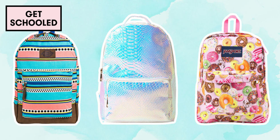 17 Cute Backpacks For School - Best Girls Book Bags for 2017