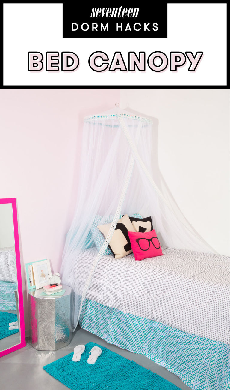 How to make a bed canopy for girls - Bed Canopy