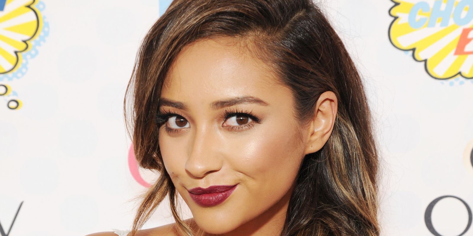 Shay Mitchell Teen Choice Awards 2014 Hair - Shay Mitchell Hair