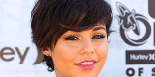 Fantastic Vanessa Hudgens Short Hairstyle Vanessa Hudgens Pixie Cut Hairstyles For Men Maxibearus