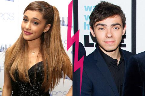 Ariana Grande And Nathan Sykes Hookup Twitter