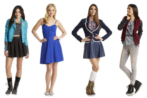 Pretty little liars clothes online