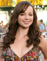 Ashley Rickards Style - One Tree Hill