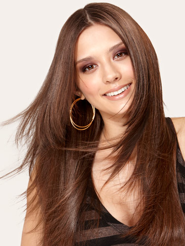 Get Straight Hair - Best Straight Hair Ideas and Styles