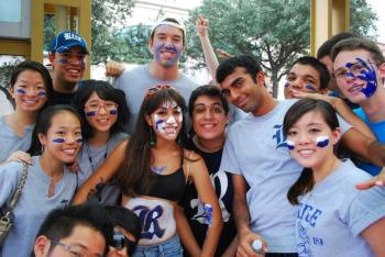 rice university parties