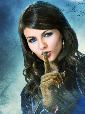 Victoria Justice Starring in the Boy Who Cried Werewolf Movie on ...