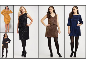 Plus Size Holiday Dresses - Plus Size Cocktail Dresses for Holidays