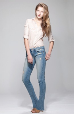 Joe's Jeans Skinny Micro Flare Review - Denim Trends