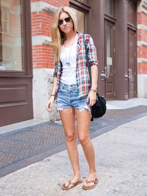 New York City Summer Street Style: Morgan, 20
