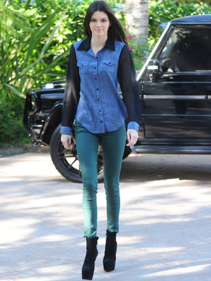 Kendall Jenner Style - Street Style Pics Of Kendall Jenner