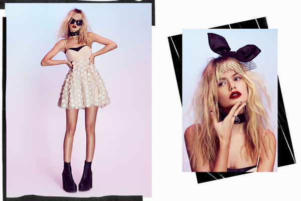 Nasty Gal Anti-Prom Collection - Edgy Prom Dresses