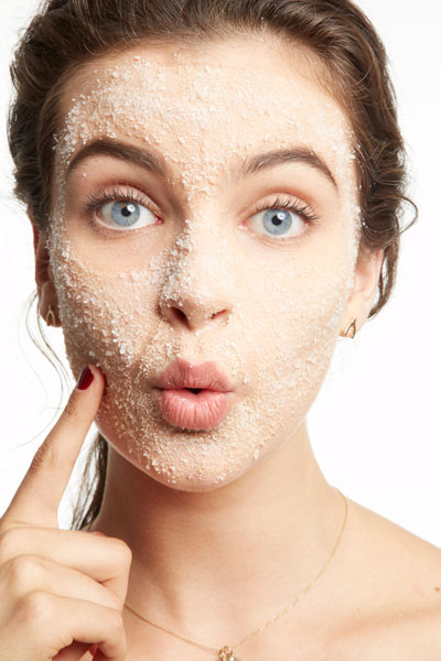 Get Clear Skin Naturally Overnight