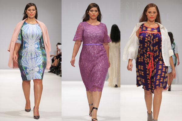 Plus Size Fashion Show 2015 Share