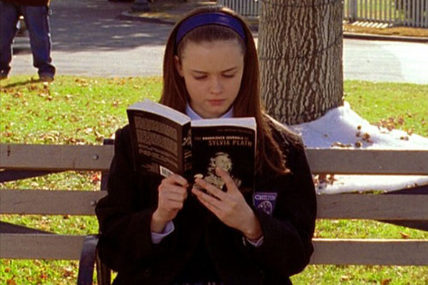 Problems Only Bookish Girls Will Understand  As Told By Rory Gilmore Seventeen    Problems Only True Book Nerds Will Understand  As Told By Rory Gilmore
