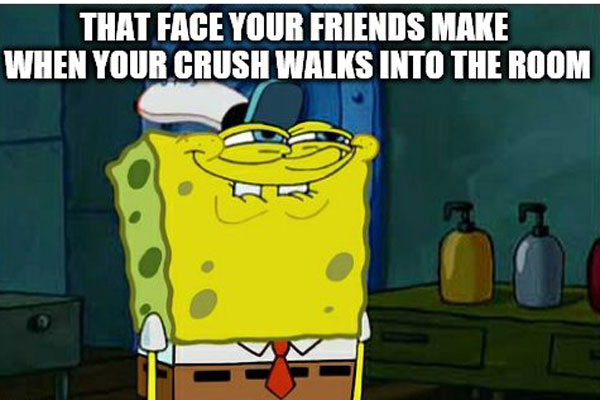 Dating your friend's crush