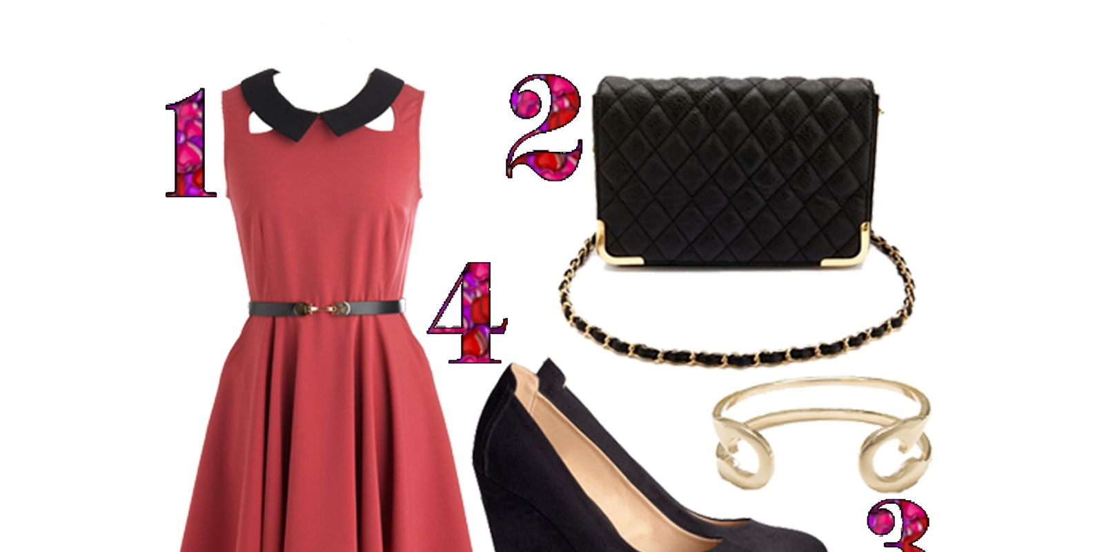 4 Valentine 39 S Day Outfit Ideas Cute Date Outfits For Girls