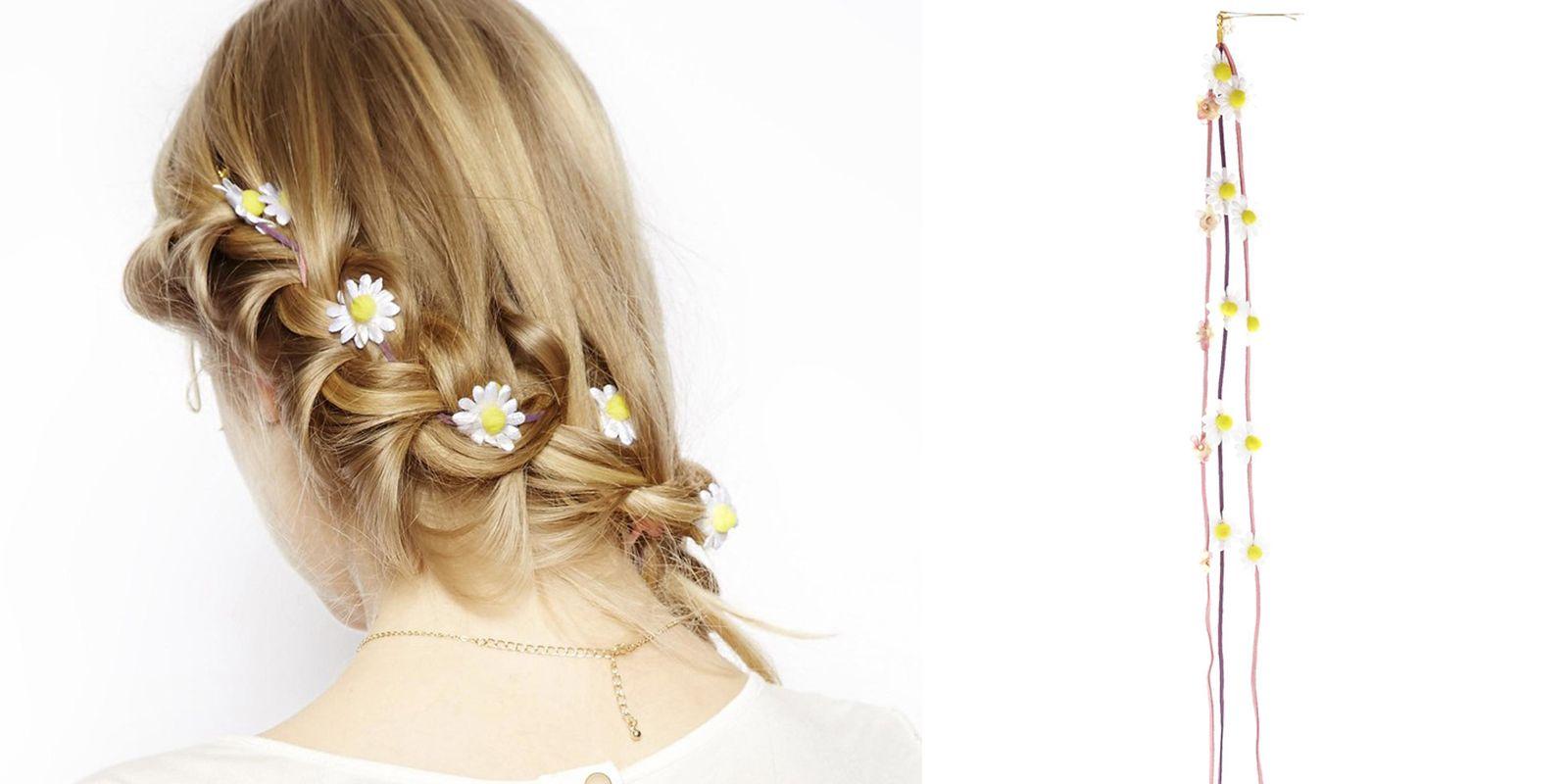 14 Cute Hair Accessories - Spring Headbands, Hair Clips ...