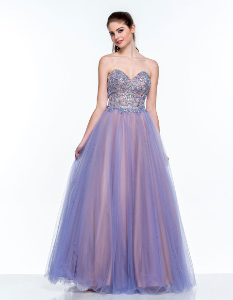 8 Ball Gown Prom Dresses - Princess Prom Dresses 2016