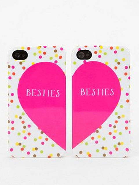 Case Design cute best friend phone cases : Deck out your phones with these cute matching cases.Besties iPhone ...