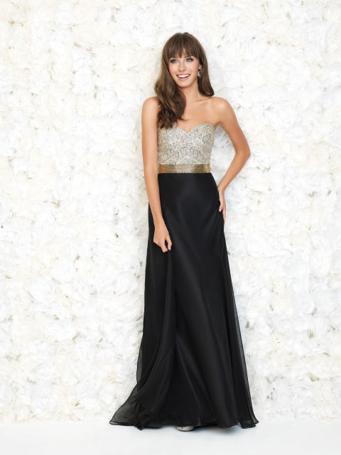 60 Best Strapless Prom Dresses - Prom Dresses Without Sleeves