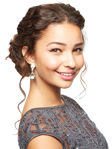 Fine Prom Hair Quiz Find Your Perfect Prom Hairstyle Short Hairstyles Gunalazisus