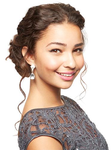Phenomenal Prom Hair Quiz Find Your Perfect Prom Hairstyle Short Hairstyles Gunalazisus
