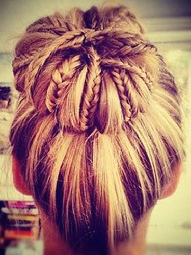 Enjoyable Cool Pinterest Braids Coolest Braid Hairstyles On Pinterest Hairstyle Inspiration Daily Dogsangcom