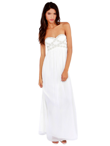 Graduation Dresses: White Graduation Dresses Nordstrom