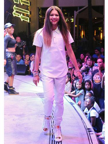 Zendaya Coleman Leather Pants Zendaya Coleman Style