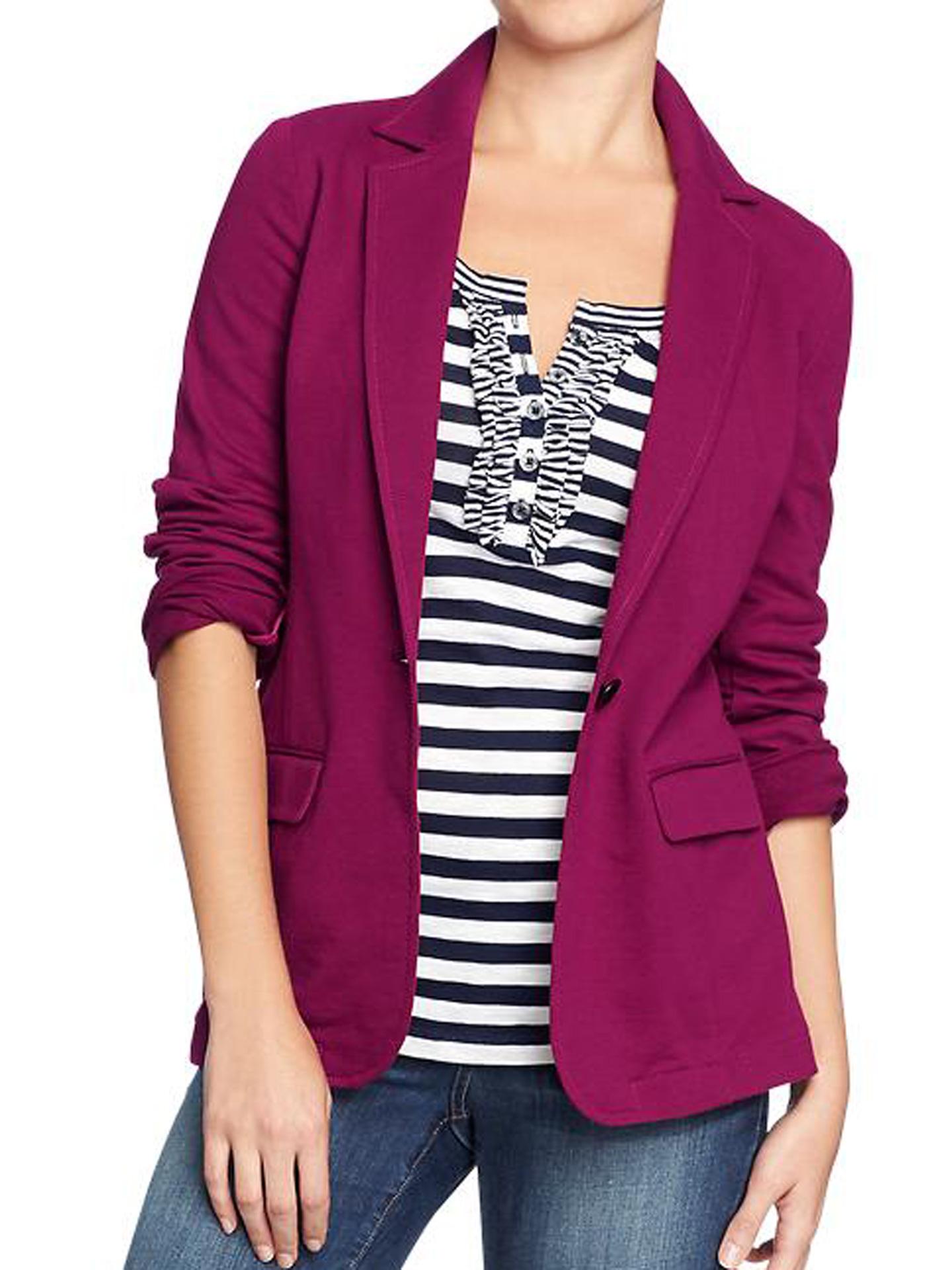 Blazers For Men Pinterest: 18 Spring Jackets Ror Girls- Spring Jackets For Teens
