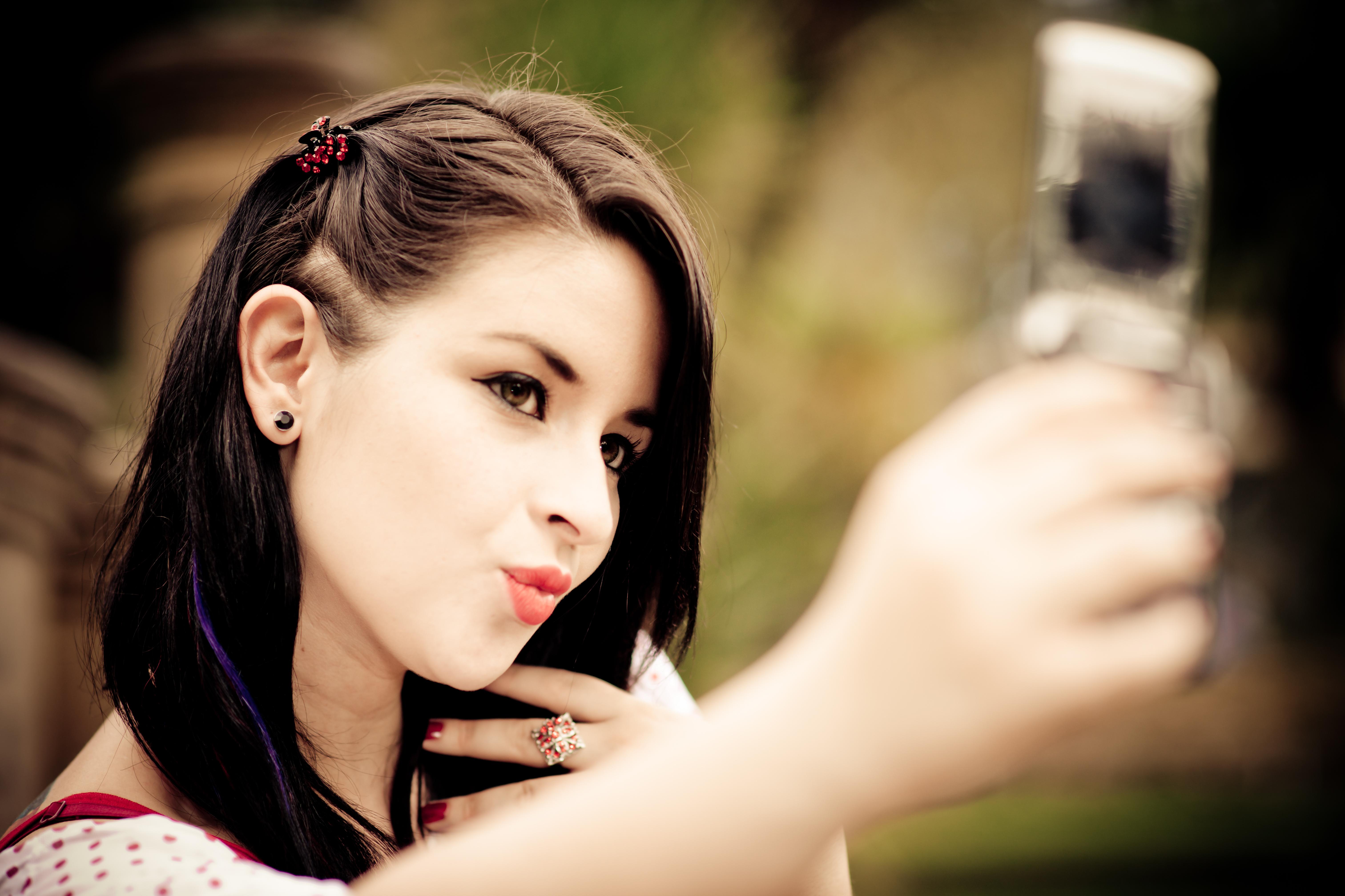 x pro II foto selfie