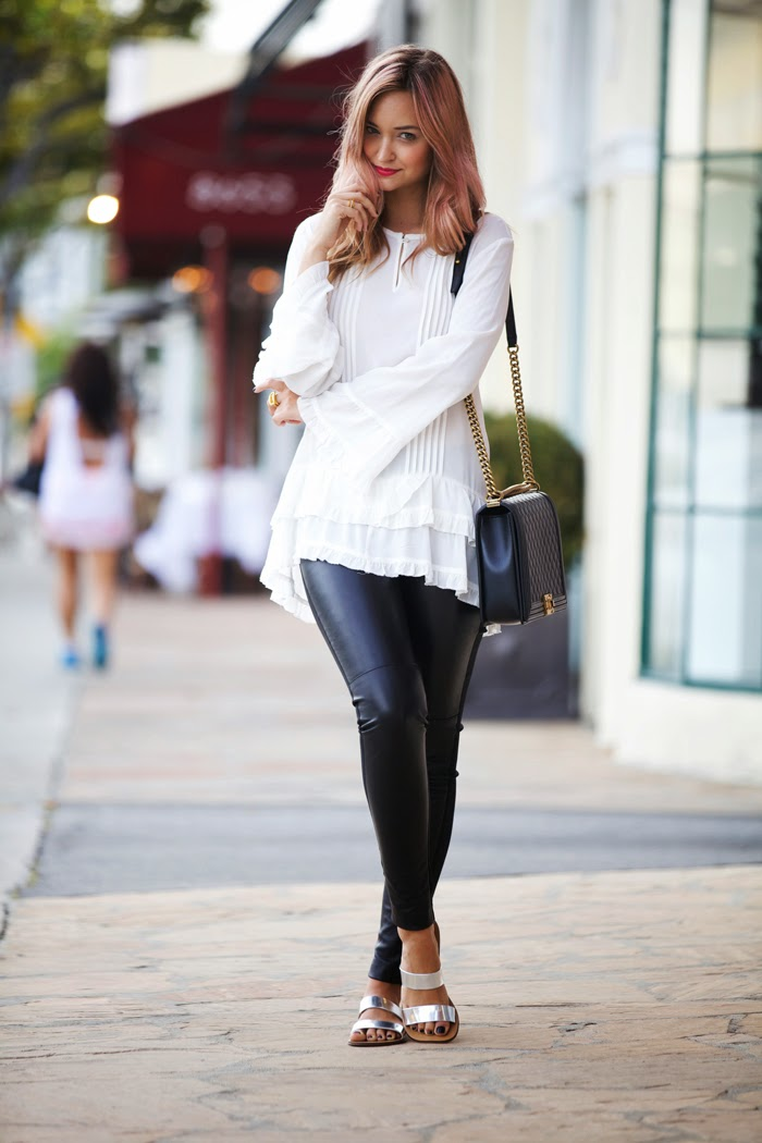 November 2014 Street Style Fall Outfit Ideas
