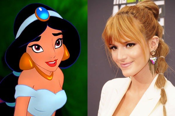 15 Best New Princess Hairstyles: Celebrity Hair Inspired By