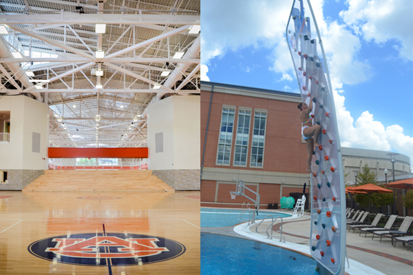 9 Insanely Awesome College Gyms