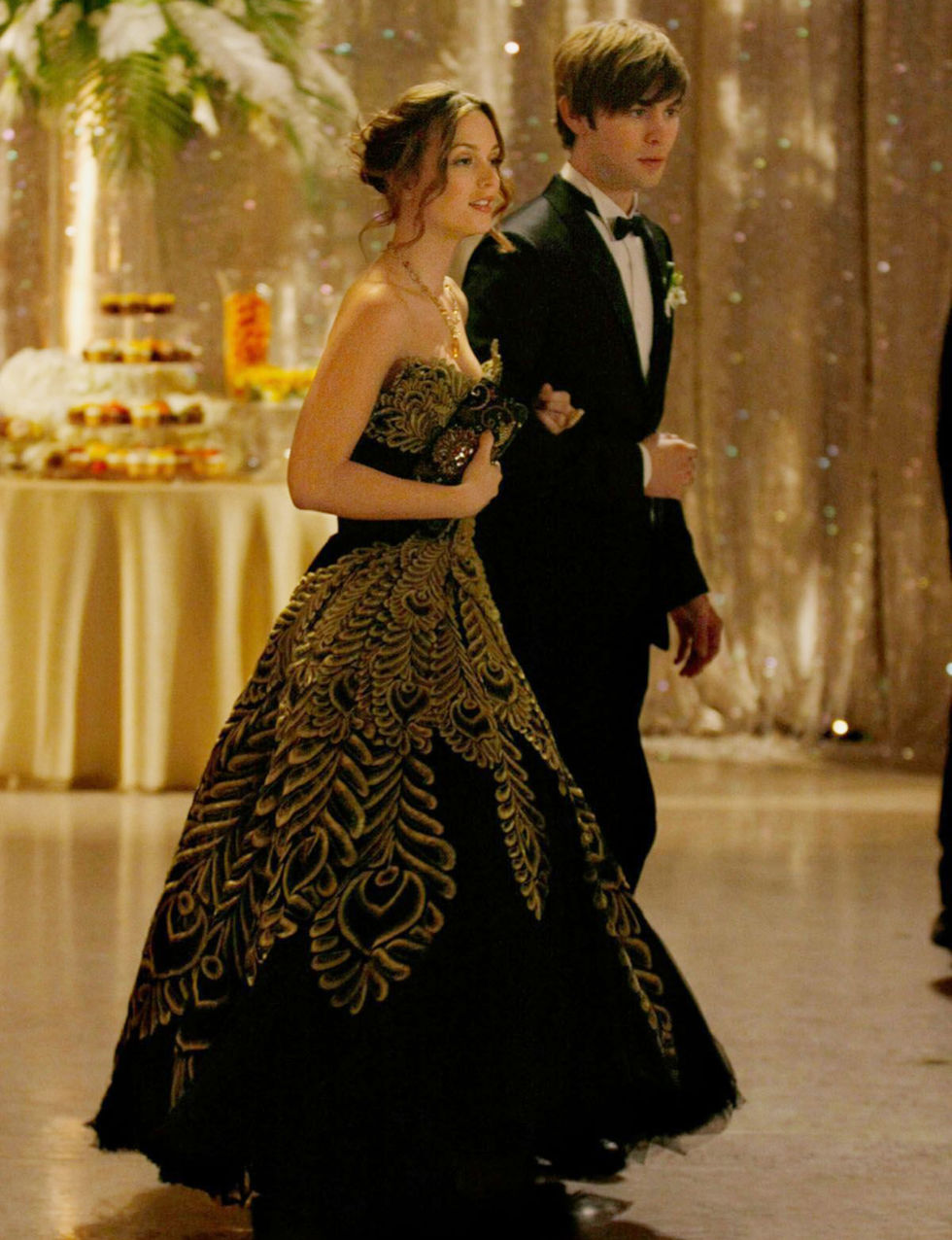 Prom Dresse From TV Shows